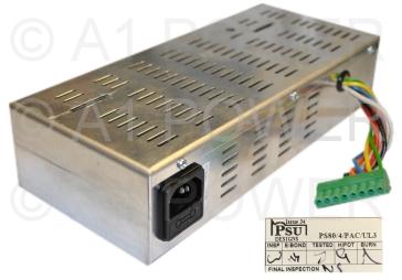 PS80-4-PAC-UL3 PSU Designs Repair - 12 Months Warranty